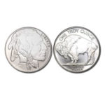 1 oz American Silver Buffalo