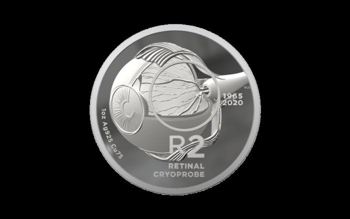 Sterling Silver Crown