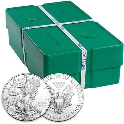 Silver Eagle Monster Box