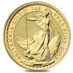 Gold Britannnia