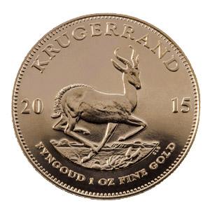 1 oz Krugerrand Gold
