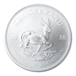 2018 Krugerrand Silver Bullion Reverse