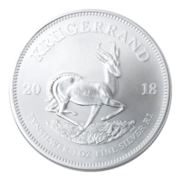 2018 Krugerrand Silver Bullion Now Available on Pre-order
