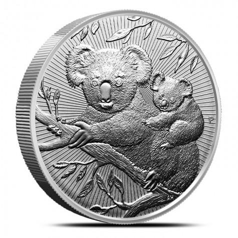 Australian Silver 2 oz