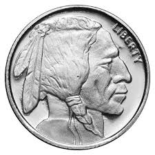 American Silver Buffalo Round 1/10 oz