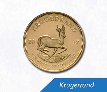 2017 Krugerrand
