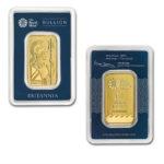 Britannia gold bar