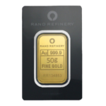 Rand Refinery 50g Gold