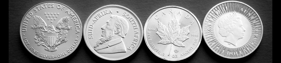 Why Buy Silver Coins