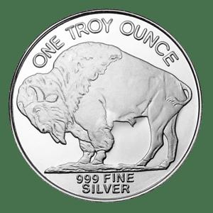 American Silver Buffalo