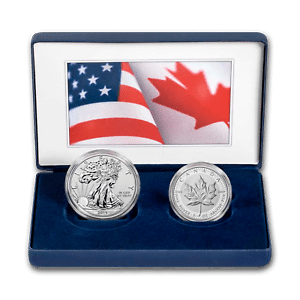2019 US Mint Pride of Two Nations