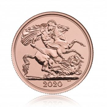 Double British Sovereign 2020