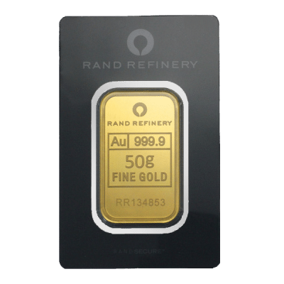 Refinery Minted Gold Bar