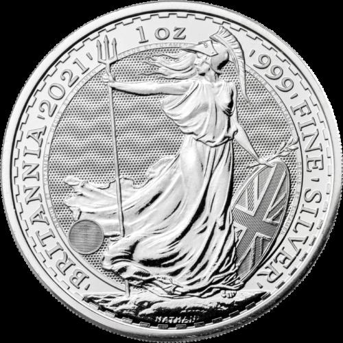 2021 Britannia Silver 1oz