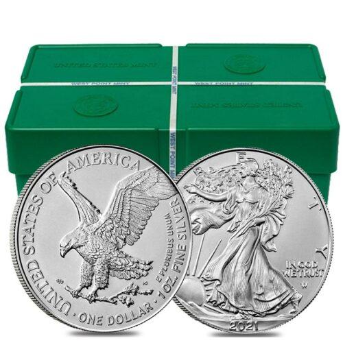 2021 American Silver Eagle